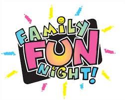 Family Fun Night - February 21st