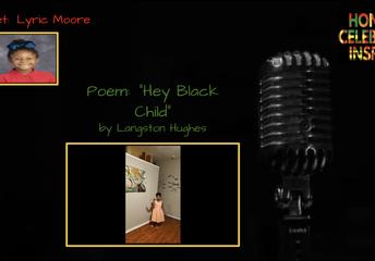 Lyric Moore - 2nd Grade