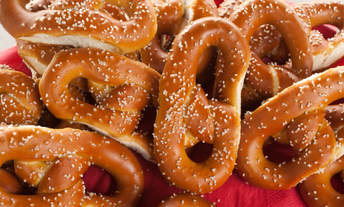 Soft Pretzel Sale