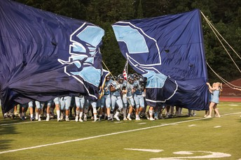 Cambridge Varsity Football vs. Johns Creek - Home on Saturday at 12:00 pm