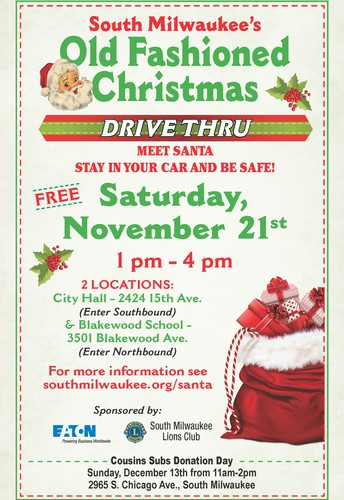 South Milwaukee Drive Thru Event