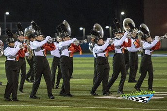 High School Marching Band Concert   Oct. 29