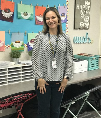 Mrs. Tweltridge - 4th Grade Teacher