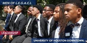 The Men of LEGACI student success program