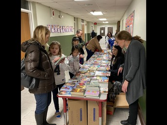 Great book selection for winners!