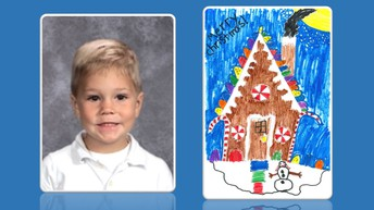 Everett Gibson, 2nd grade