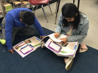 Finding words in text