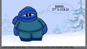 It's cold out There!