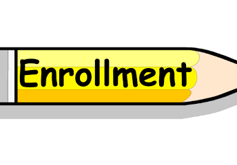 Enrollment for the 2019-2020 School Year