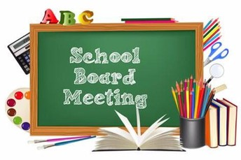 CVUSD School Board Meeting, Wednesday, January 13th!