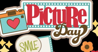 School Picture Day - November 23 and 24