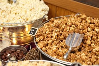 Popcorn Bar - October 11th