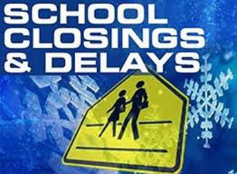 Be Prepared for School Closings and Weather Delays This Winter