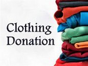 Clothing Donations Needed for the Clinic