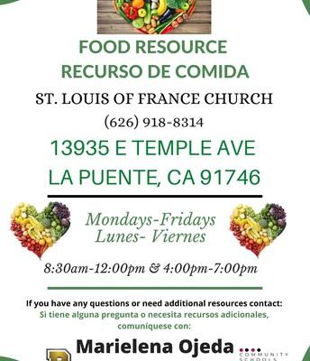 Food Resource