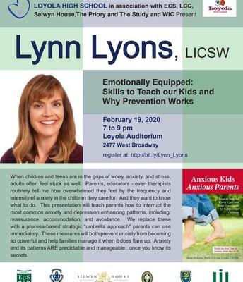 Dr. Lynn Lyons
