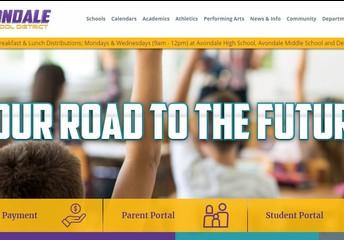 New Avondale School District Website
