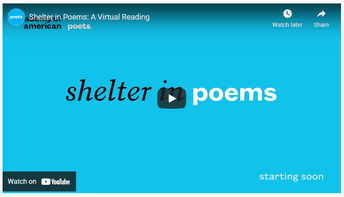 Teacher Resources- Shelter in Poems