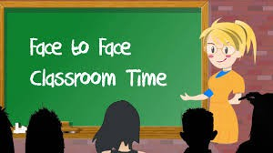 Face to Face Instruction
