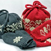 Mitten, Hats, and Shoes...Oh My!