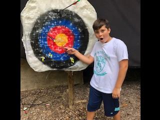 The next Robin Hood!