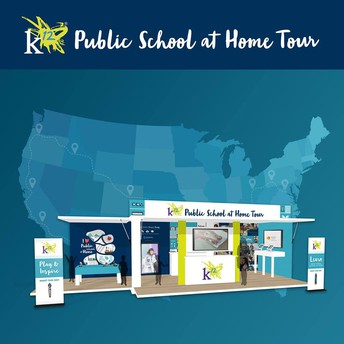 K12 Public School at Home Tour Coming Soon!