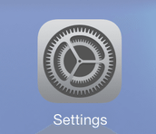 Go to Settings