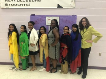"""Dress to Impress"" Students"