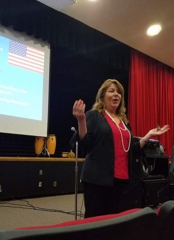 Representative Tina Davis