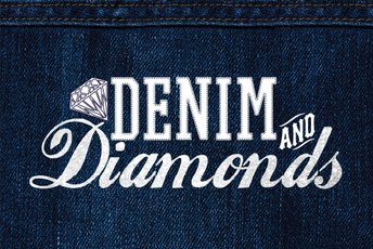 Denim and Diamonds Casino Night