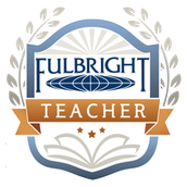 Fulbright Teacher in our Midst!