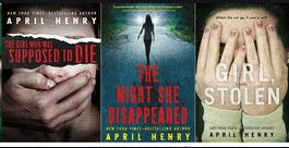 April Henry Virtual Author Visit