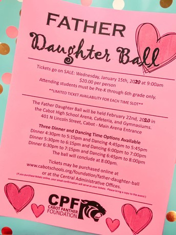Father Daughter Ball