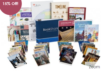 Bookshark HISTORY D & SCIENCE D $300 *BAKERSFIELD