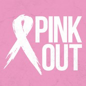 PINK Out T-Shirts On Sale at Lunch