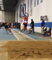 Brenna Koch Places 18th in Triple Jump!
