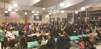 Such a GREAT Turnout for Multicultural Night!