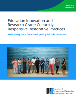 Education Innovation and Research (EIR) grant Symposium