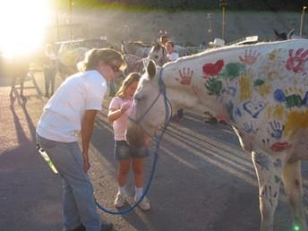OPEN HOUSE  / RIBBON CUTTING  / WHITE HORSE SOCIAL