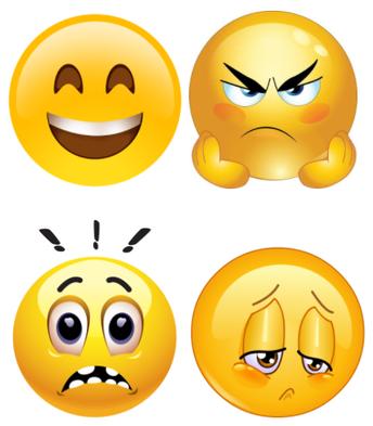 Identificación de sentimientos