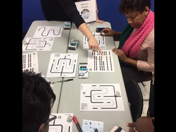 Ozobot Puzzles