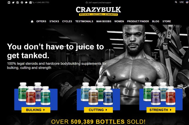 Crazy Bulk Review: 100% Real Stuff