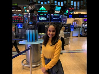 Tour of the New York Stock Exchange