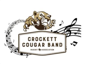 Support the Crockett Cougar Band!