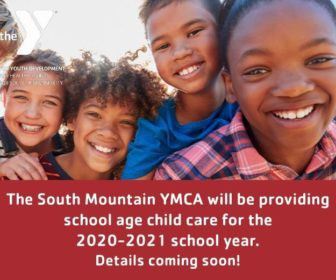 South Mountain YMCA to Offer Childcare Support to District Families/Staff
