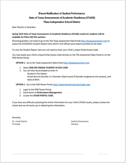 Carlisle Connection | Smore Newsletters