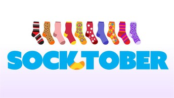 Socktober... a few days left to donate socks!
