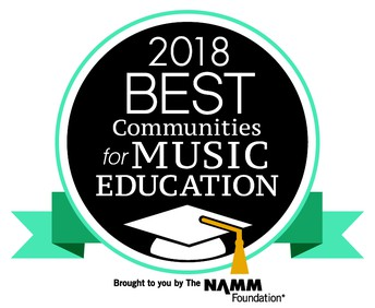 Sycamore School district receives Music Award