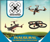 Inaugural NAVAIR\SWEETWATER Quadcopter Challenge