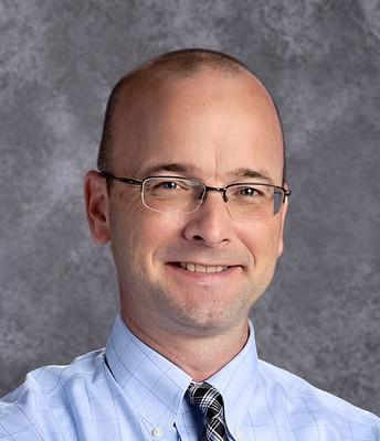 Building Principal- Prentiss Harper
